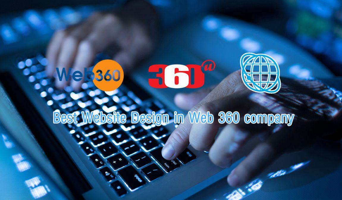 Tổng hợp dịch vụ của Công Ty Thiết Kế Website Web360