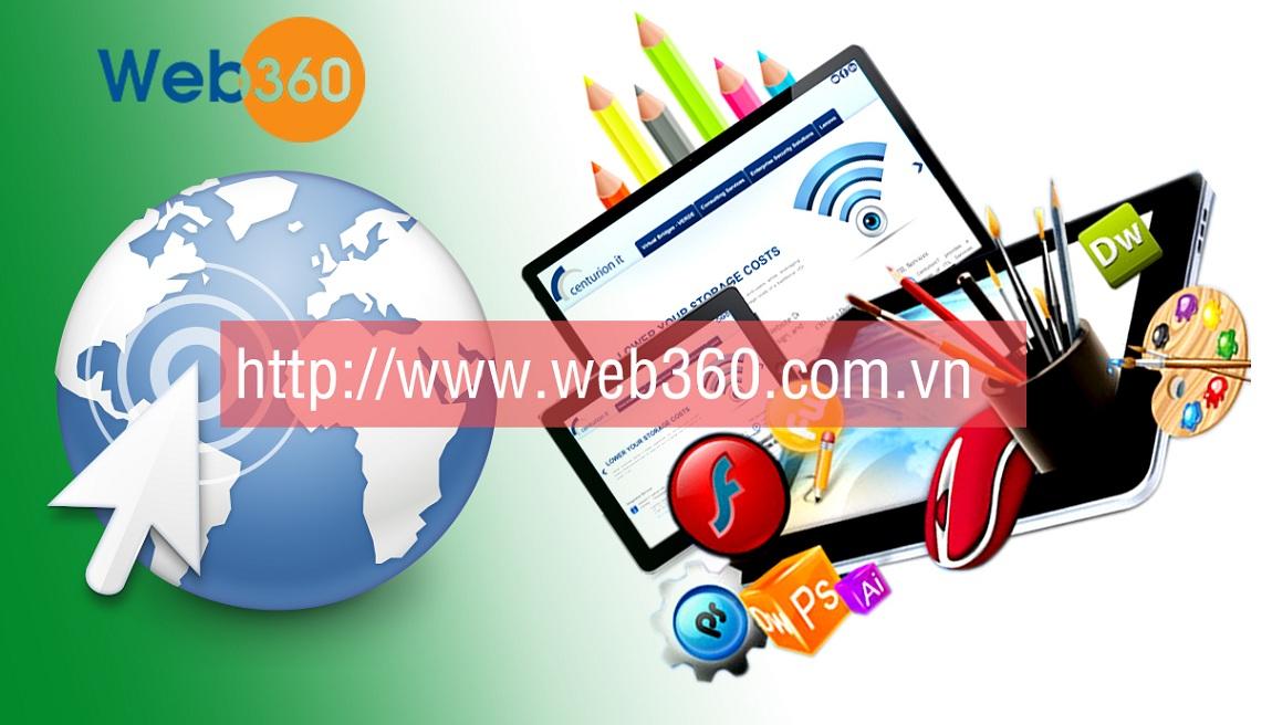Thiết kế web bán hàng đơn giản và cực nhanh