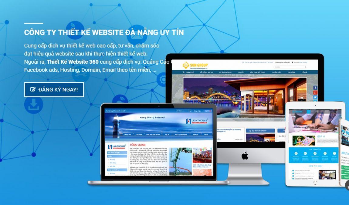 Công ty thiết kế website uy tín chuyên nghiệp