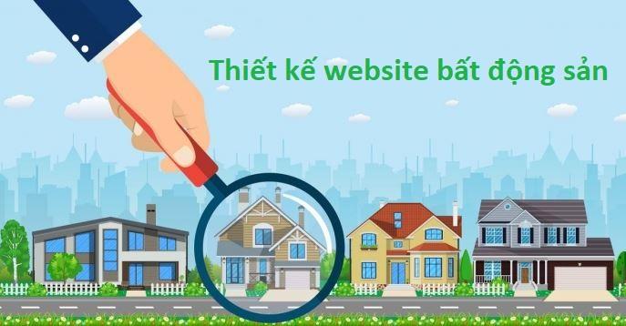 Thiết kế website bất động sản tại Đà Nẵng