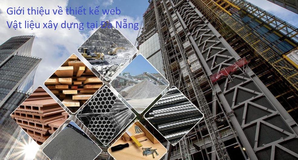 Thiết kế web kinh doanh vật liệu xây dựng tại Đà Nẵng