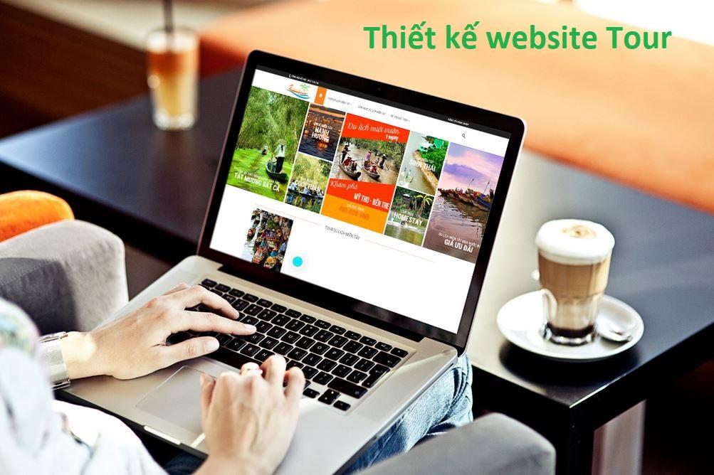 thiết kế web du lịch tại Web360