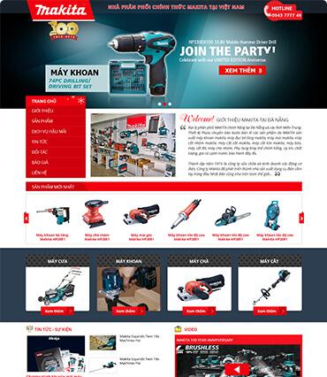 Thiết kế website bán hàng tại Đà Nẵng