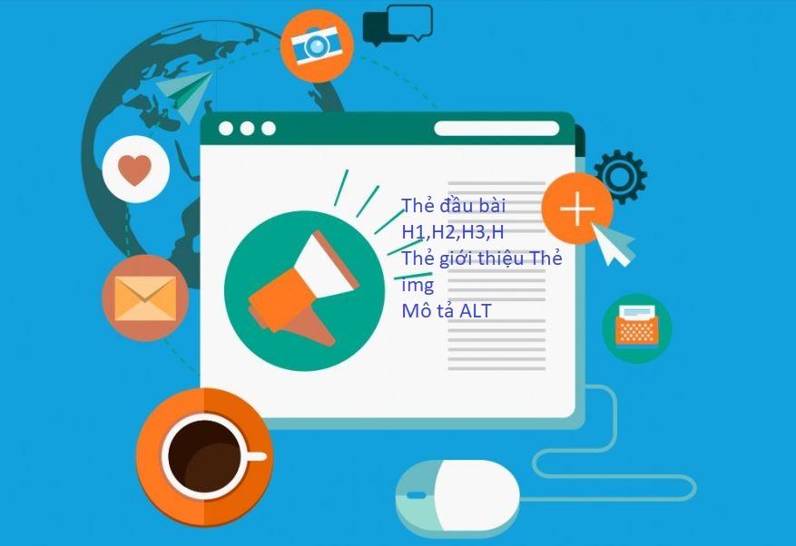 Cấu trúc design web tối ưu nội dung SEO